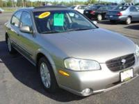 Options Included: Sun/Moon Roof, Leather Seats, Power