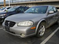 This outstanding example of a 2000 Nissan Maxima 4dr