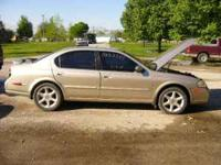 We are parting out a 2000 Nissan Maxima SE. It has 126k