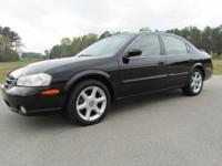 Options Included: N/A2000 Nissan Maxima SE with only