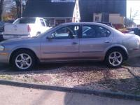 Options Included: N/AREAL NICE NISSAN MAXIMA GLE , LOW