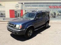 Wow! Come check out this nice Nissan Xterra 4x4....