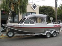 2000 NORTH RIVER Commander powered by a 5.7L EFI CHev.