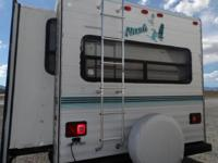 2000 Northwood Nash 5th Fifth Wheel RV Trailer Must