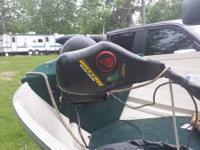 This 2000 Northwood is a fishing workhorse. It has a