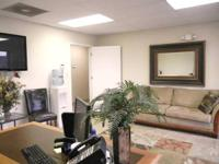 Office Area for Lease. Will await a brand-new lessee in