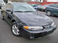 This 2000 Oldsmobile Alero 2dr GLS Coupe includes a 3.4