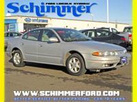 Used 2000 Oldsmobile Alero GL3 FWD in stock at Schimmer