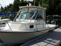 2000 Parker 2310 Boat is located in North