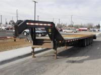 Snag a deal on this 2000 PJ Car Hauler Trailer while we