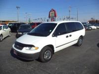 Roomy Plymouth Grand Voyager! Please call 926-5393 or