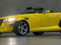 Stock #563-TPA 2000 Plymouth Prowler  $36,995 Engine: