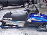 Make: Polaris Mileage: 1,450 Mi Year: 2000 Condition:
