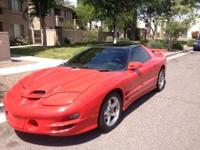 2000 Pontiac Firebird Formula/ Trans Am WS6 Special