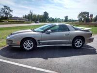 FOR SALE! 2000 PONTIAC FIREBIRD T/A, WS6 RAM AIR. 5.7 L