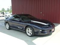 Options Included: N/A2000 RAM AIR TRANS AM, T-TOPS,