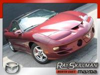 This 2000 Pontiac Firebird will have you screaming to