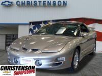 2000+Pontiac+Firebird+Trans+Am+In+Pewter+Metallic+*+CLE