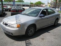 Options Included: N/AGood looking Pontiac Grand Am with