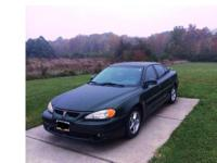 For Sale: 2000 Pontiac Grand Am GT, 4dr. Not running,
