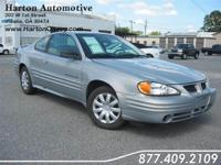 Options Included: N/A2000 PONTIAC GRAND AM Equipped w/