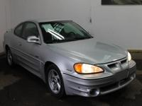 Options Included: N/A2000 PONTIAC Grand Am 4dr Sdn SE