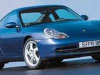 Check out this gently-used 2000 Porsche 911 Carrera we