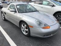 New Price!  This 2000 Porsche Boxster RWD at Hyundai of