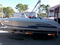 This 2000 Pro-Line 19 is in remarkable condition, a all