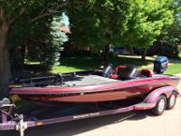 2000 Ranger Bass Boat 520 VX (overall good