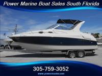 2000 Regal 2960 Commodore W/ Twin Volvo Penta 5.0 GI -
