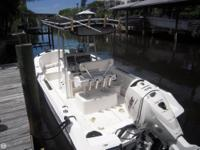 Robalo boats are known to last a lifetime. Re-powered