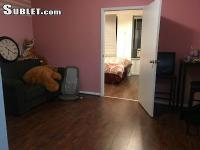 Private1 bedroom in 2 bedroom apartment for in