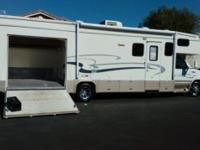 2000 RV maverick Fun mover 70k miles runs good AC