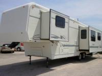 2000 RV F33RLS3 CAMEO BY CARRIAGE LITE: WHEEL LENGTH