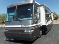 2000 Safari Serengeti 4006 , Great for Full-Timers and