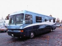 2000 Safari Zannzibar 39ft motorhome with Caterpillar