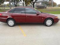 brand-new design. the 2000 Saturn LS is a mid-size