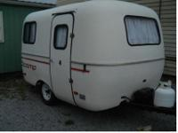 FIBERGLASS TRAVEL TRAILER CAMPERWHAT I HAVE FOR SALE IS