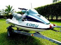 2000 Sea Doo GTX Rotex Fuel Injection, just 76 hours,