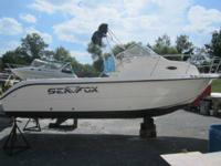 Trade-in.  Single owner  Includes trailer, Volvo Penta