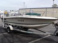 Boat is very clean and a great value - Call us today