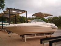 2000 Sea Ray 210 Sundeck, Mercruiser 5.0 Liter EFI with