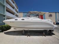 2000 Sea Ray 260 Sundancer SUMMER BLOW OUT SALE ON THIS
