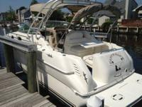 Boat Type: Power What Type: Cruiser Year: 2000 Make: