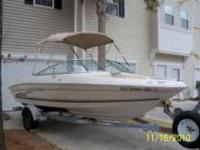 Description Full Financing Available! SeaRay Bowrider