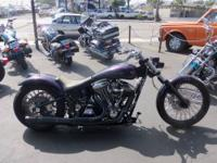 UP FOR SALE WE HAVE A TOTALLT AMAZING 2000 SOFTAIL