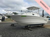 2000 Sport-Craft 241 Walkaround with 2010 Repower For