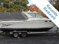 This Sportcraft Sportfish Convertible is a great vessel