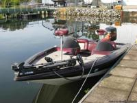 2000 Sprint DC Pro Bass Boat Please call owner Nancy at
